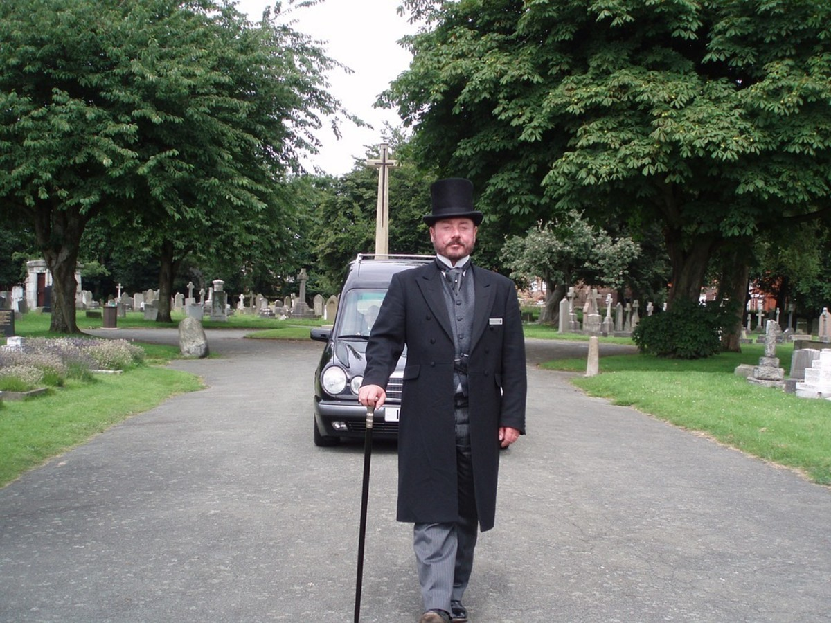 Is the high cost of funerals necessary?