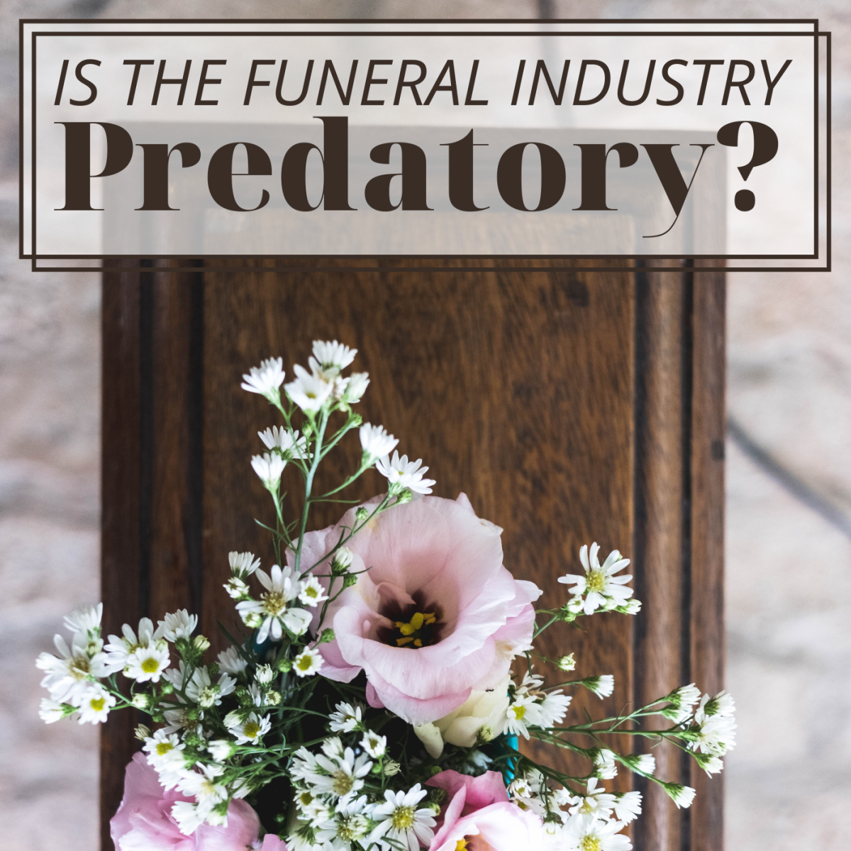 The funeral industry interacts with members of the public during some of their most vulnerable moments.
