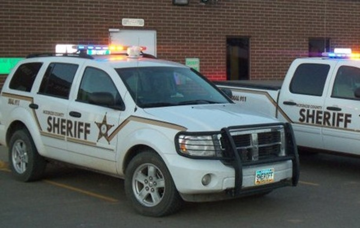 McKenzie County Sheriff department's workload has increased by over 200%.