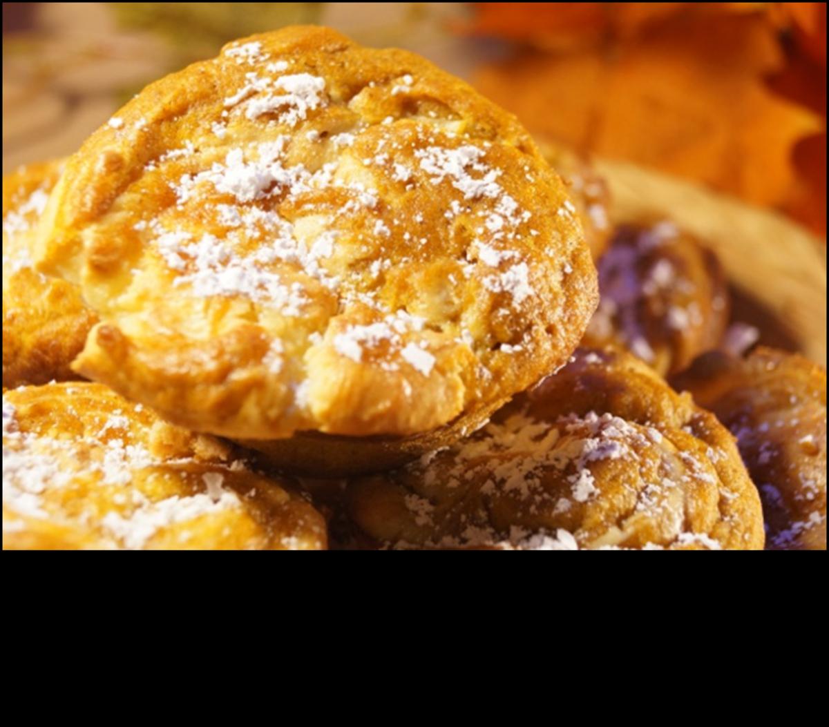 Easy Pumpkin Cream Cheese Muffins Recipe