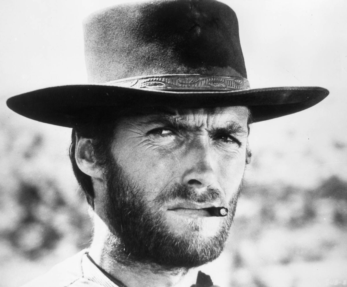 Clint Eastwood: my childhood idol.