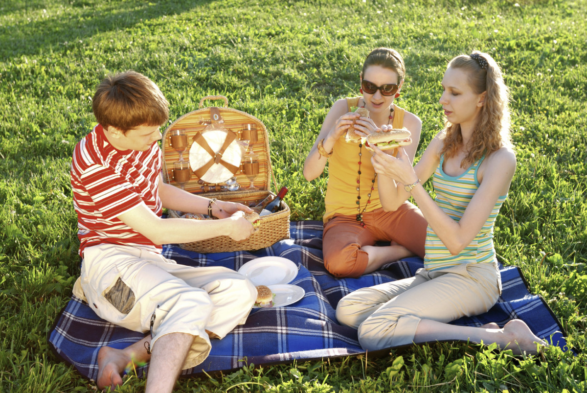 Get out and enjoy a picnic!