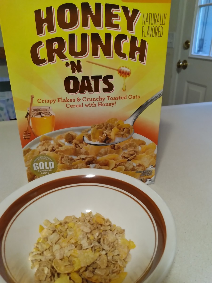 Dry cereal