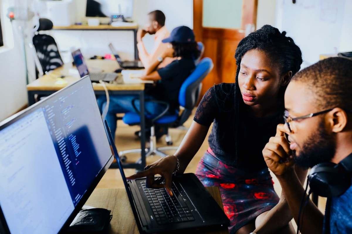 Lagos Techie on Unsplash