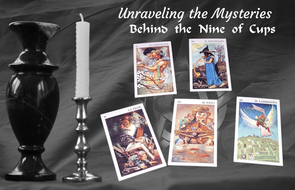 The Nine of Cups in Tarot and How to Read It