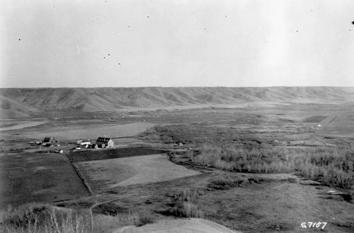 From Wikipedia. Public Domain. Marieval Residential School. Saskatchewan