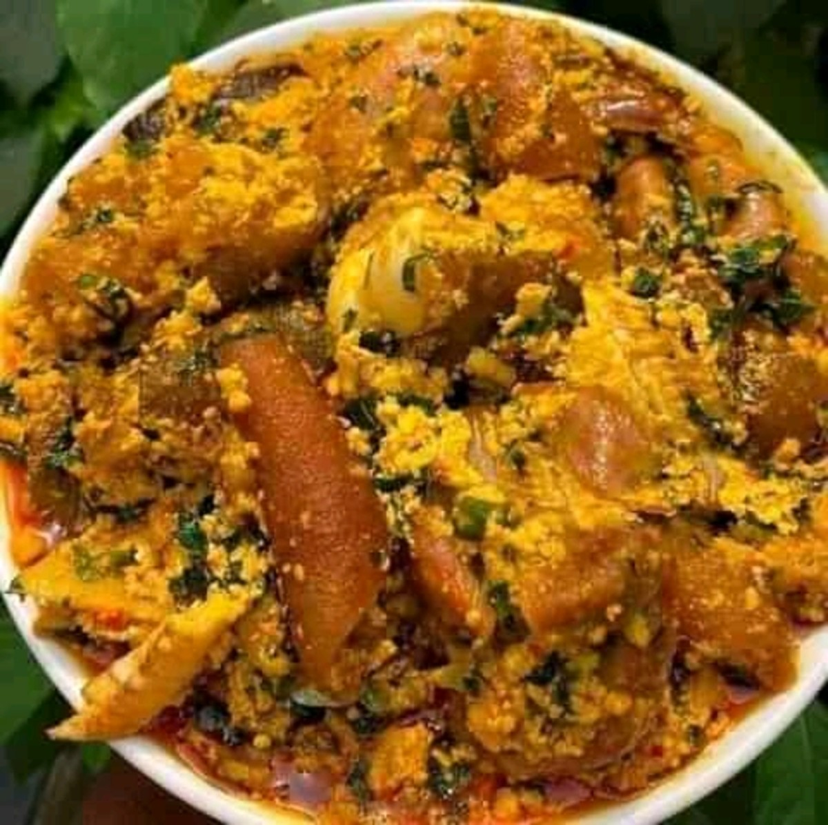 5 Popular Igbo Soup Recipes