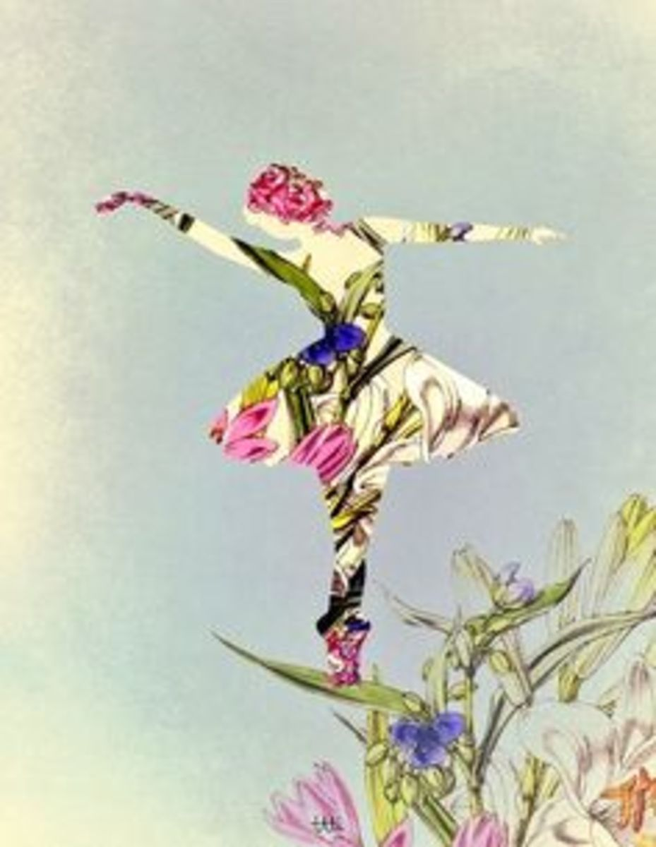 Dancing Flowers.