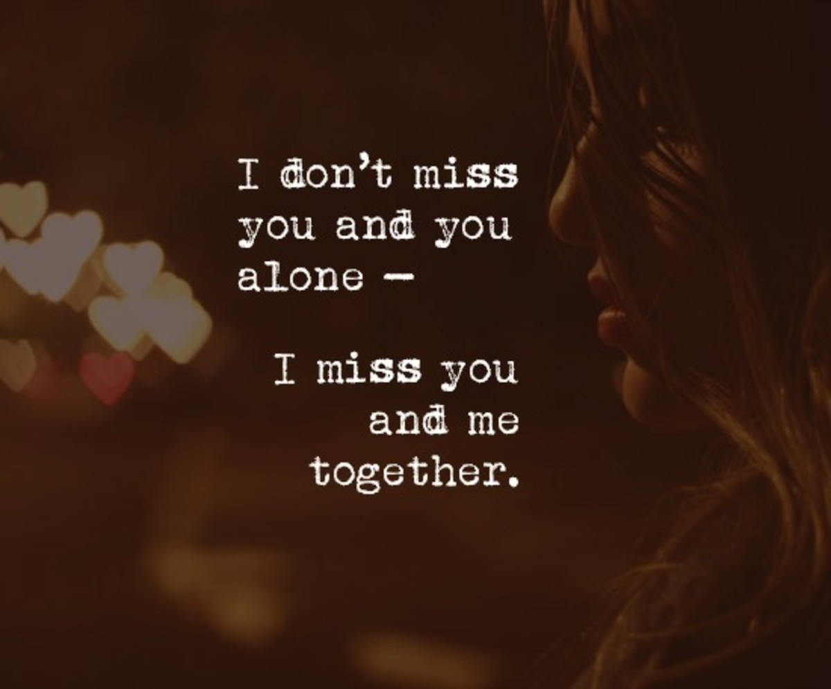 You,Me and We togather.
