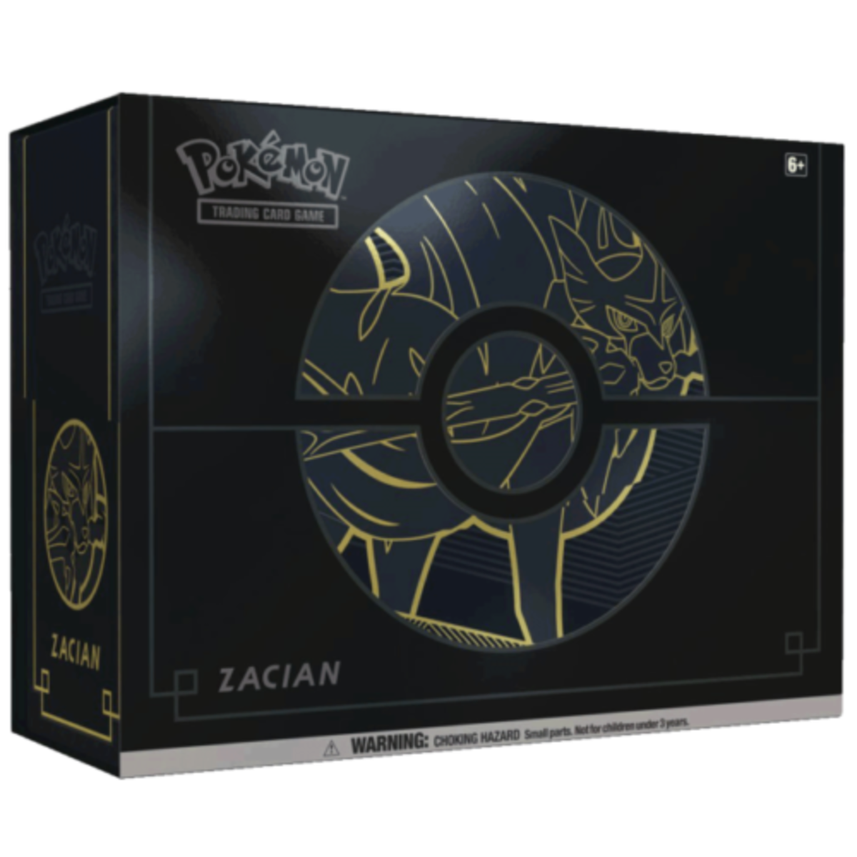 The Pokémon Company has made it clear that they are interested in promoting Zacian as an iconic modern Pokémon character.