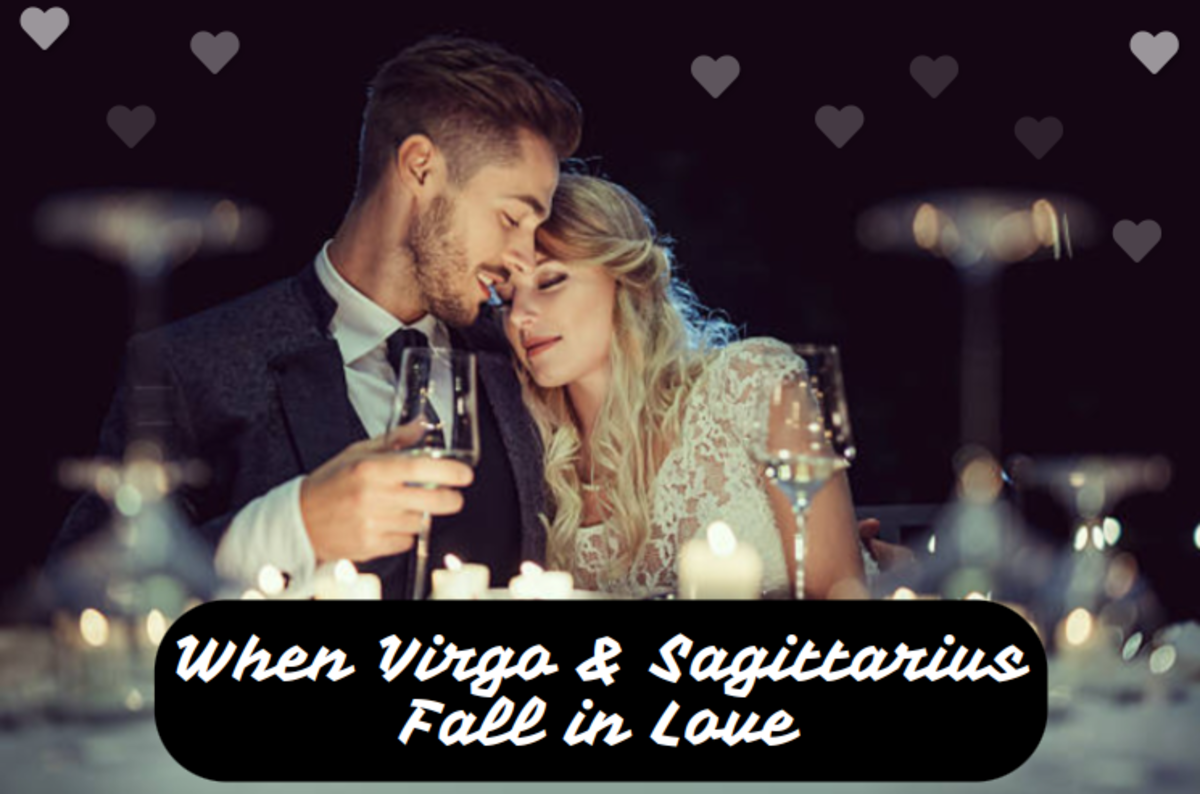 Virgo and Sagittarius: Everything You Need to Know about This Unusual Couple ♍️ + ♐️