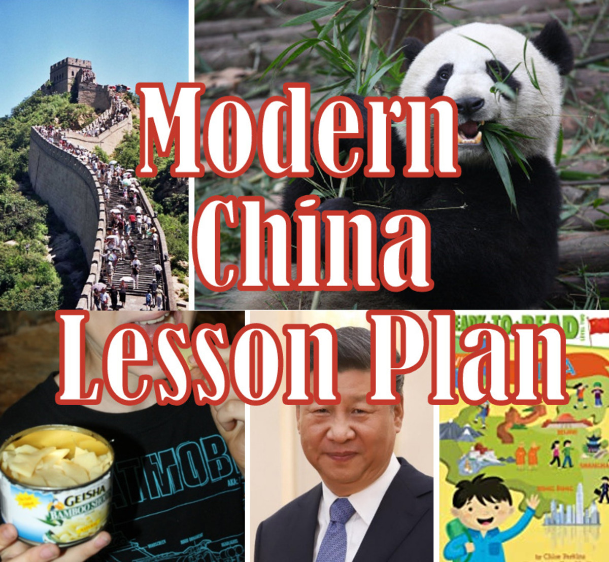 Hands on Lesson Plan on Modern China