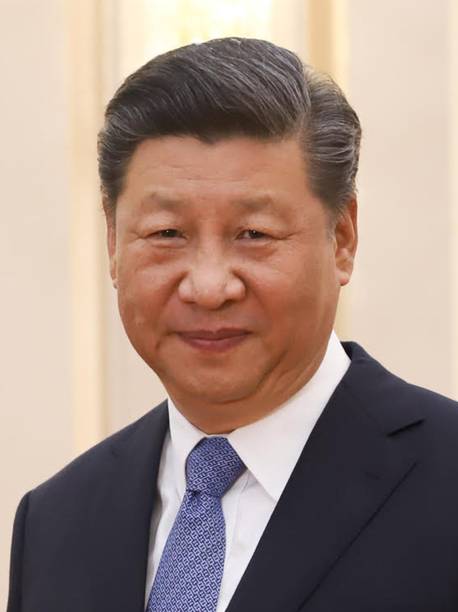 Xi Jinping CCP General Secretary and President