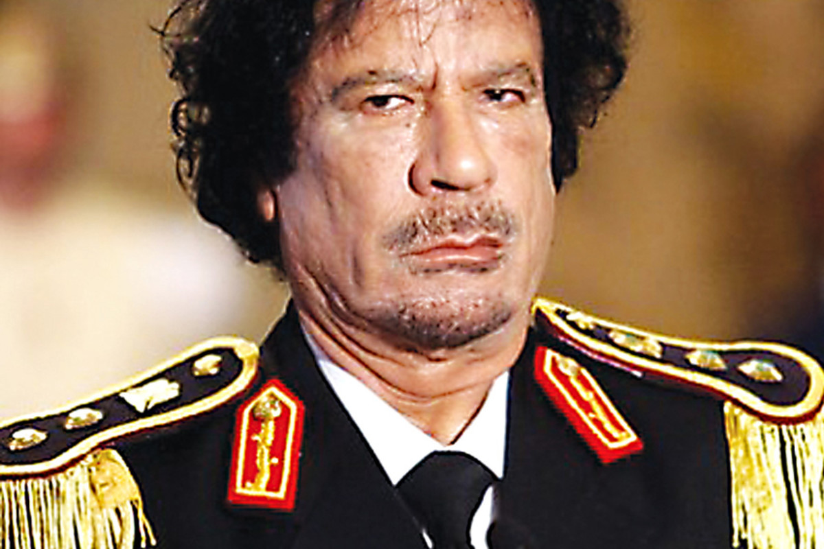 2011. Colonel Gaddafi, at the time of writing the latest tyrant to fall from power. This comment will undoubtably soon be out of date, as further despots fall. Hopefully, though not certainly, liberal democracy will now come to the nation of Libya
