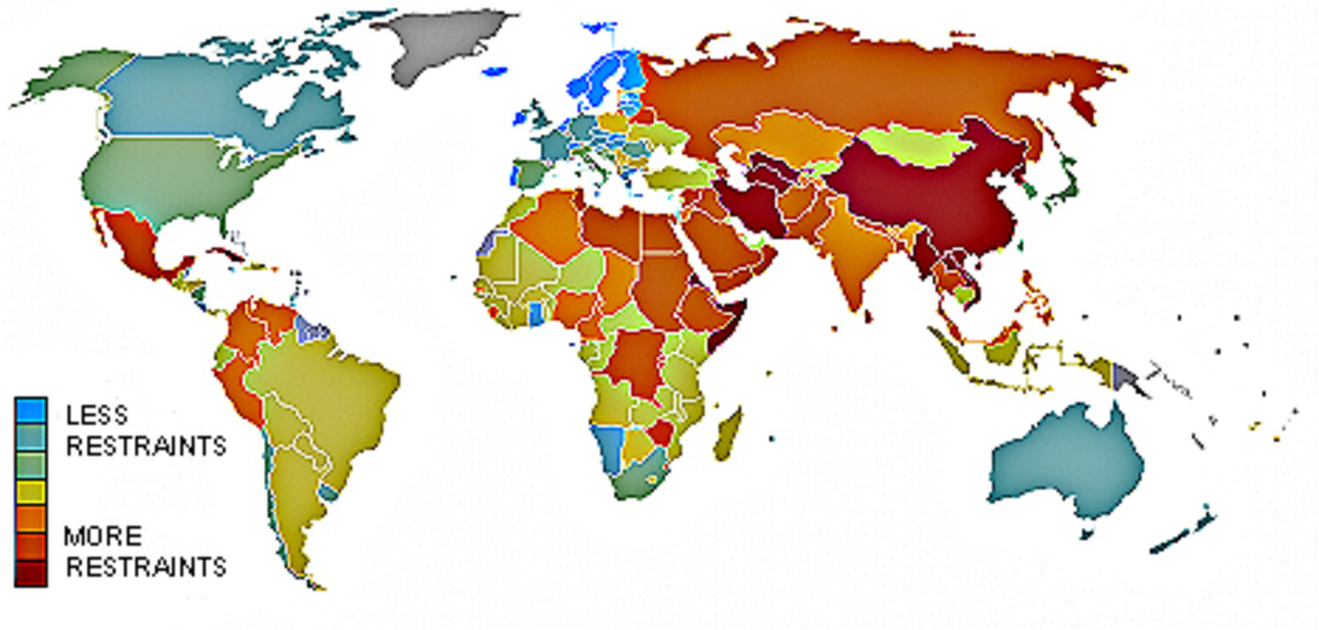 Democracies of The World Map Map of The World Compiled by 39