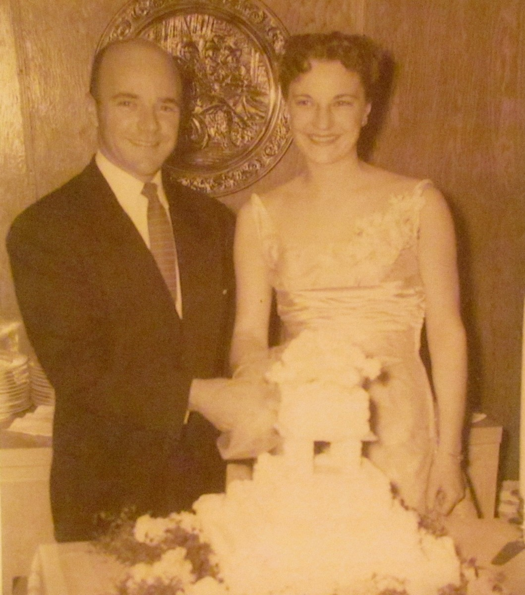 My Parents Wedding Reception