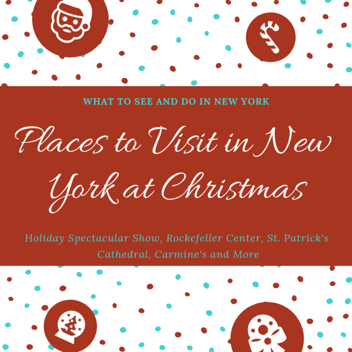 Places to Visit in New York at Christmas