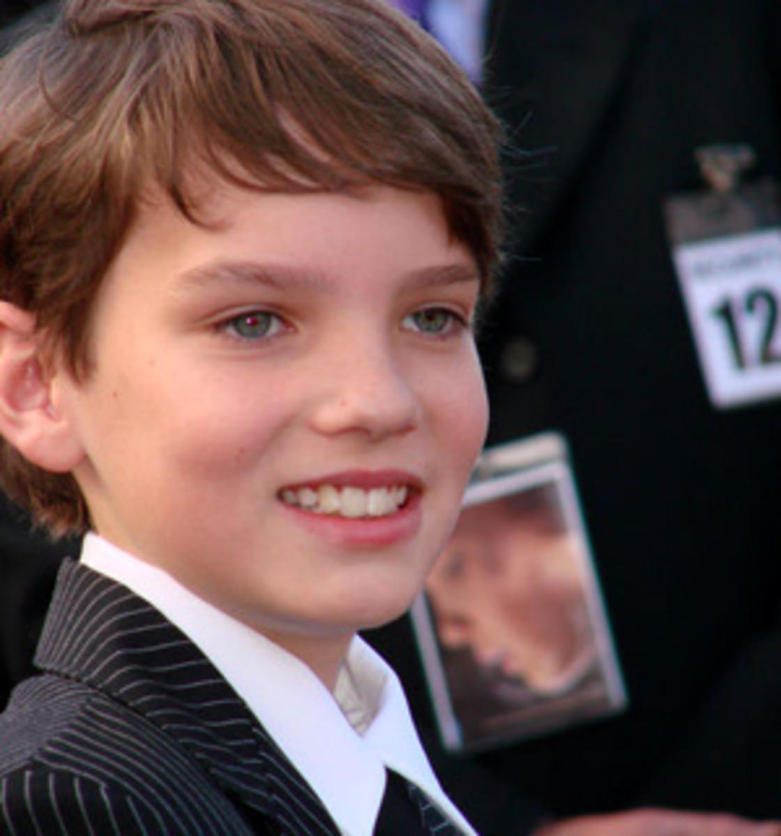 Actor Kodi Smit-McPhee