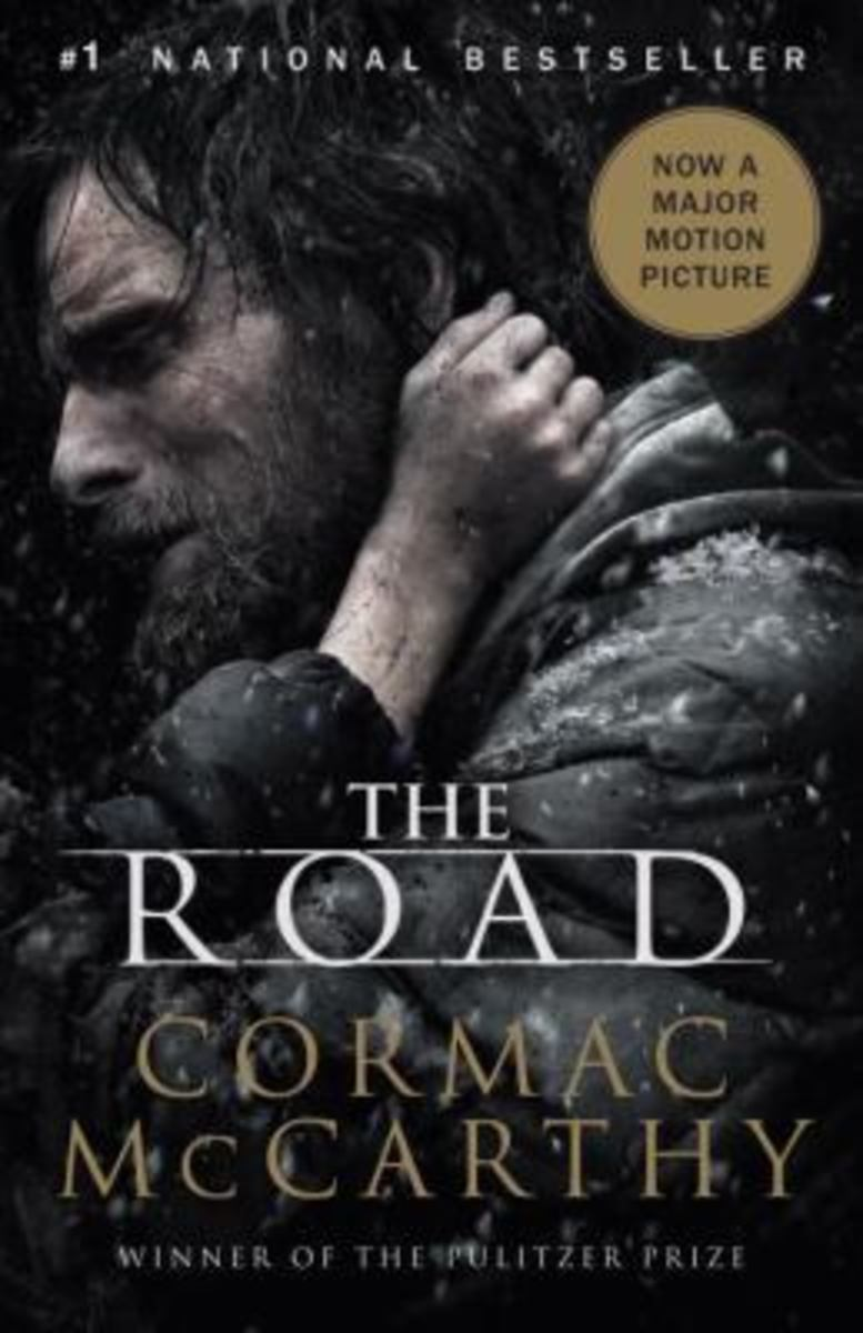 """the road by cormac mccarthy 2 essay We will write a custom essay sample on the road by cormac mccarthy  the  boy responds to his father by saying, """"if you break little promises, you'll break big ."""