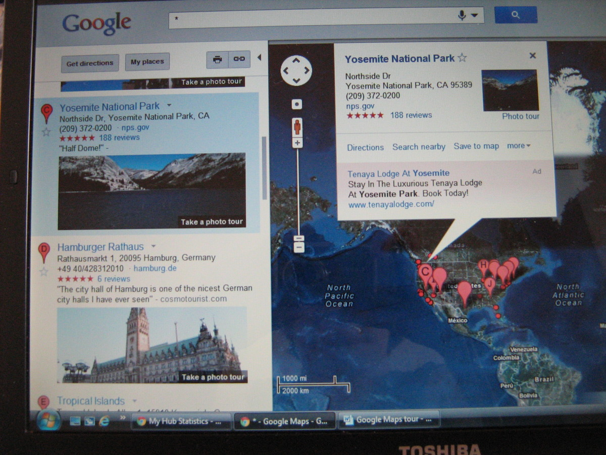 How to use Google Maps Street View