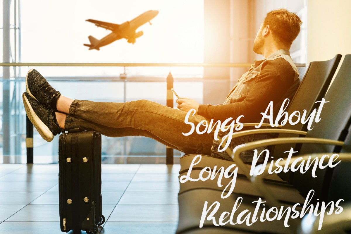 If you're maintaining a romance over the miles, then celebrate your long-distance relationship with this LDR playlist of pop, rock, country, and R&B songs.