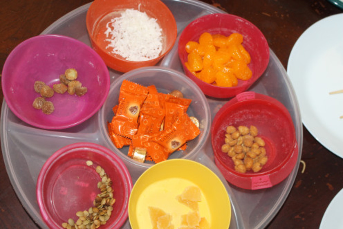Our Tray of Togetherness