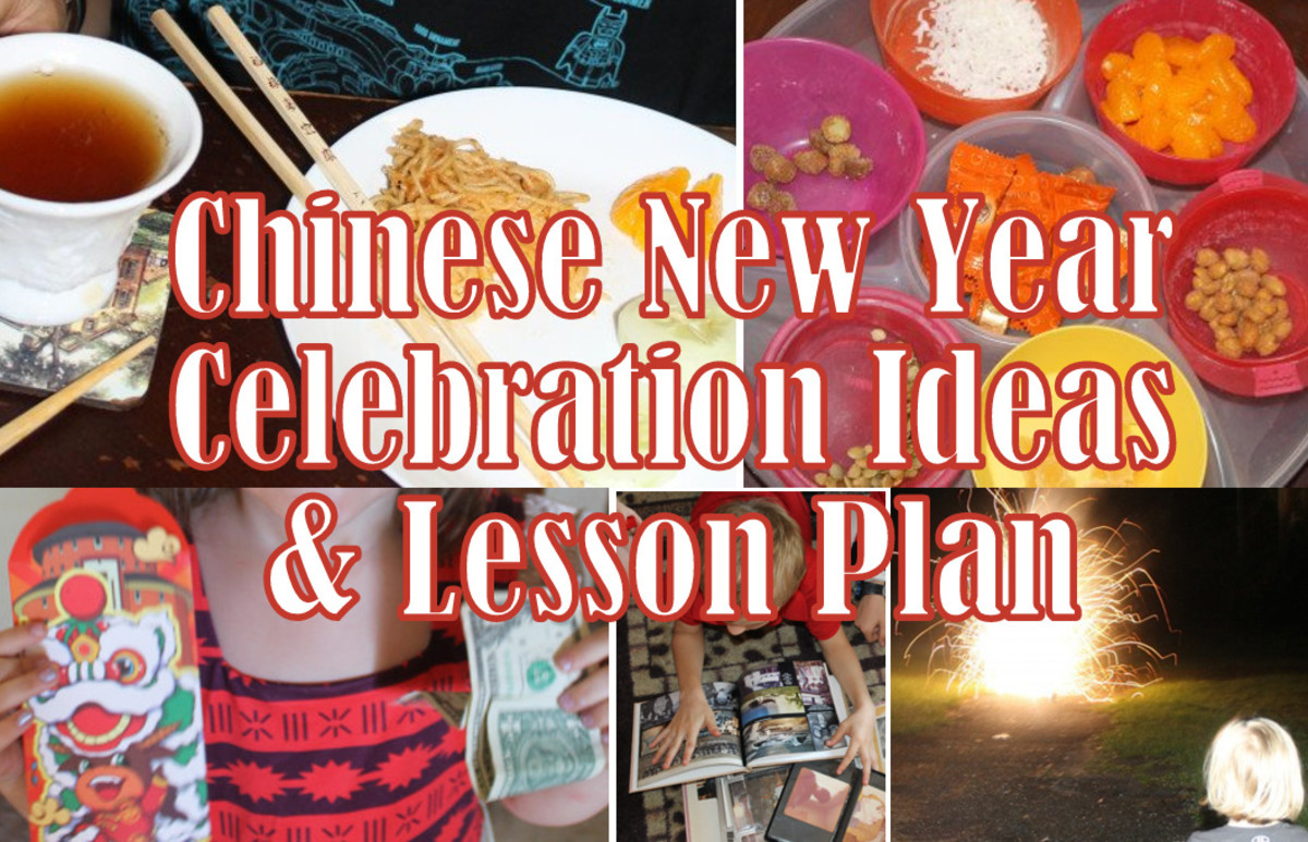 Chinese New Year Lesson Plan & Celebration Ideas
