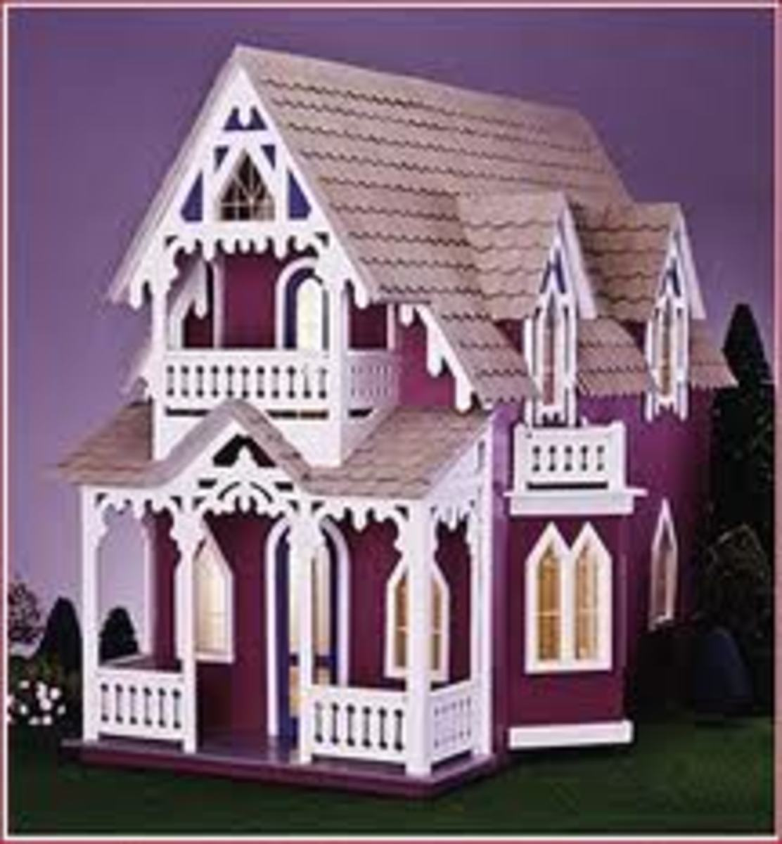 how to make your own dollhouse. Black Bedroom Furniture Sets. Home Design Ideas