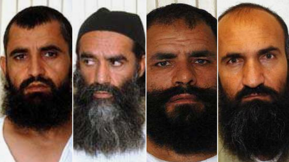 4 terrorists who were at Guantanamo are now cabinet ministers
