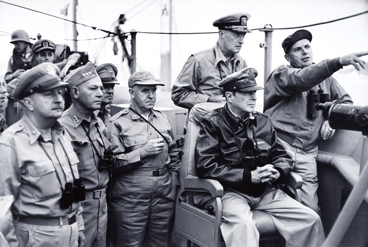 A Look at Efficacy of American Generalship During 3 Wars in Korea, Vietnam and Afghanistan