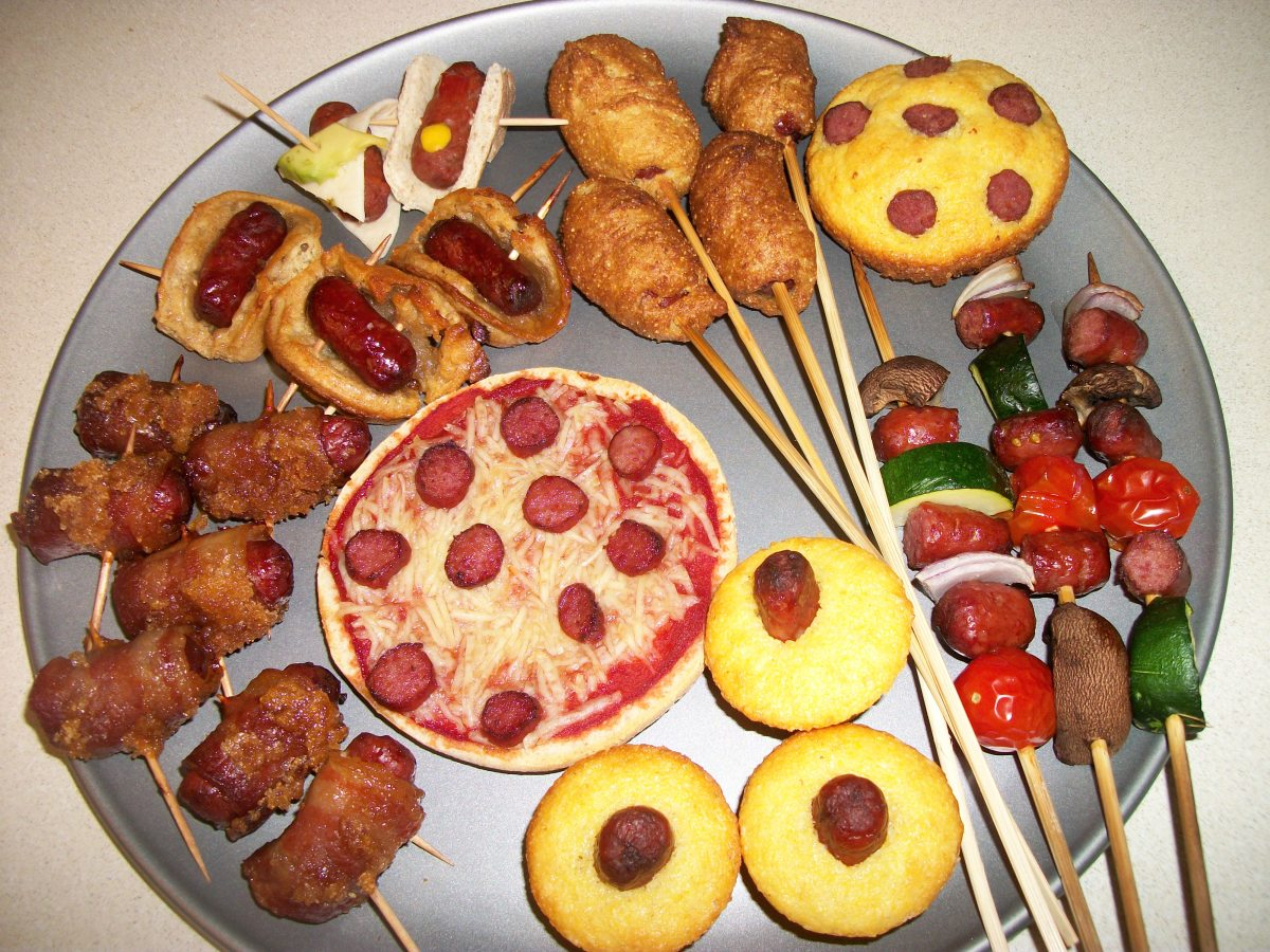 14 Appetizers Made with Lit'l Smokies-Super Bowl Smokies & More