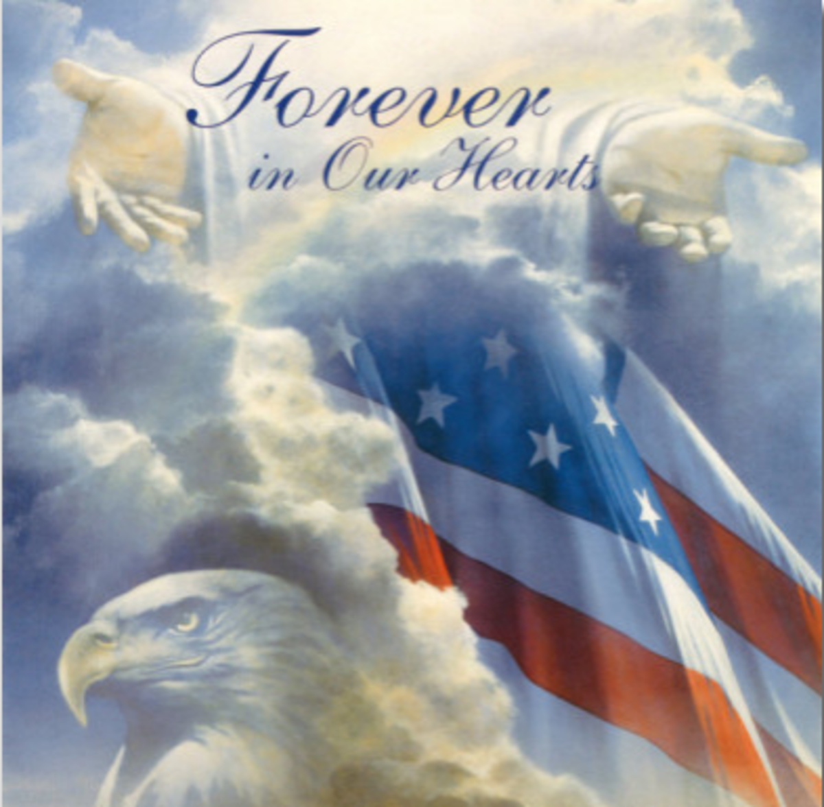 Forever in Our Hearts Poster