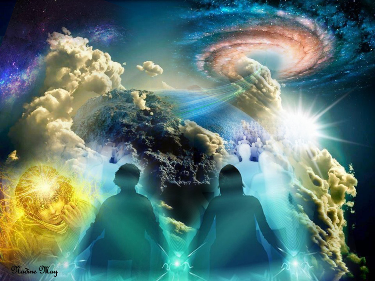 A Soul group is made up of several, individual souls who regularly incarnate at the same time.