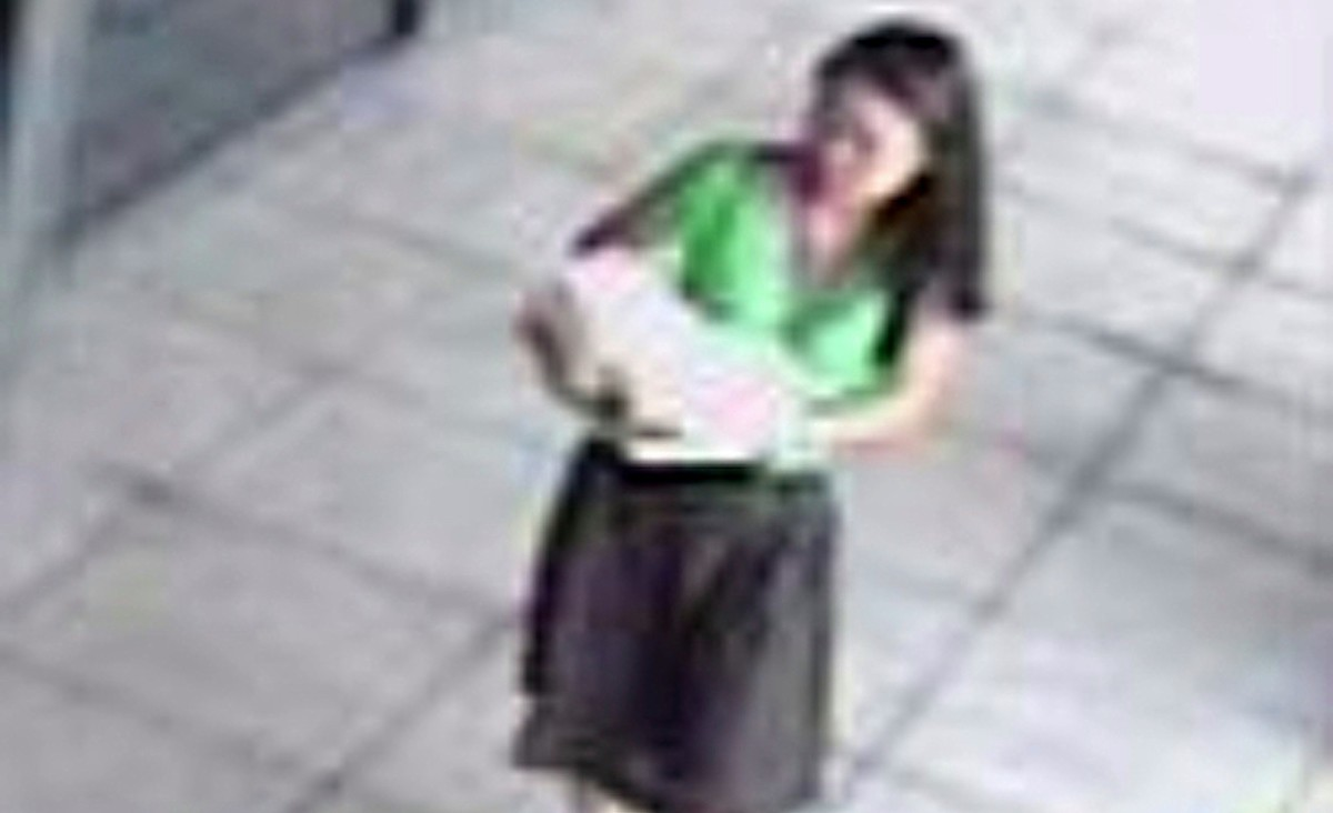 Annie Le could be seen in security footage entering the Amistad building at Yale campus and never leave. Photo courtesy of Oxygen.