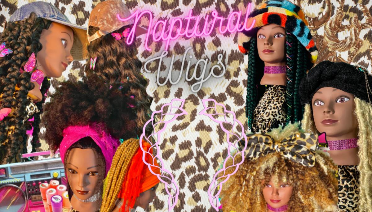 Naptural Wigs: A Crochet Wig Company