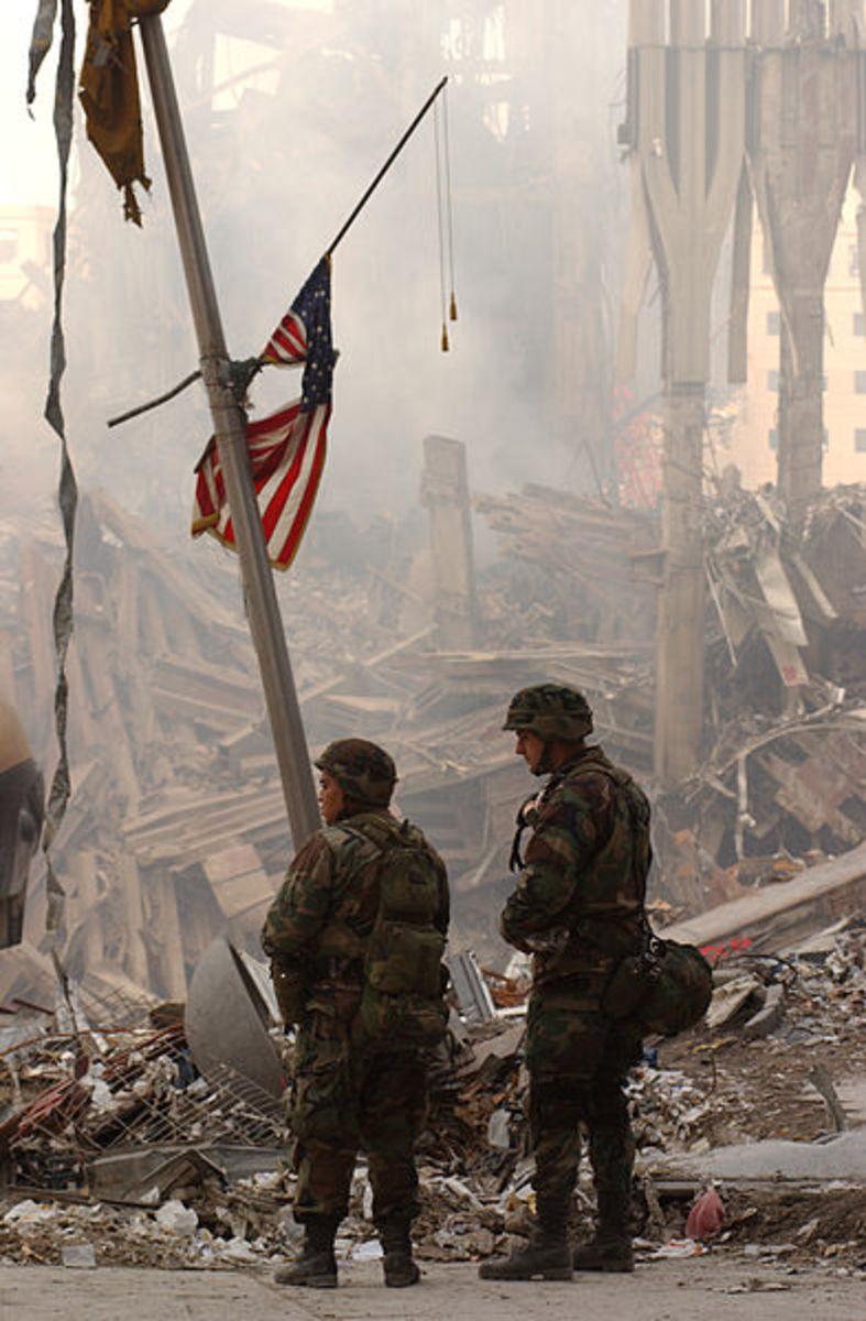I Will Always Remember Where I Was, September 11, 2001