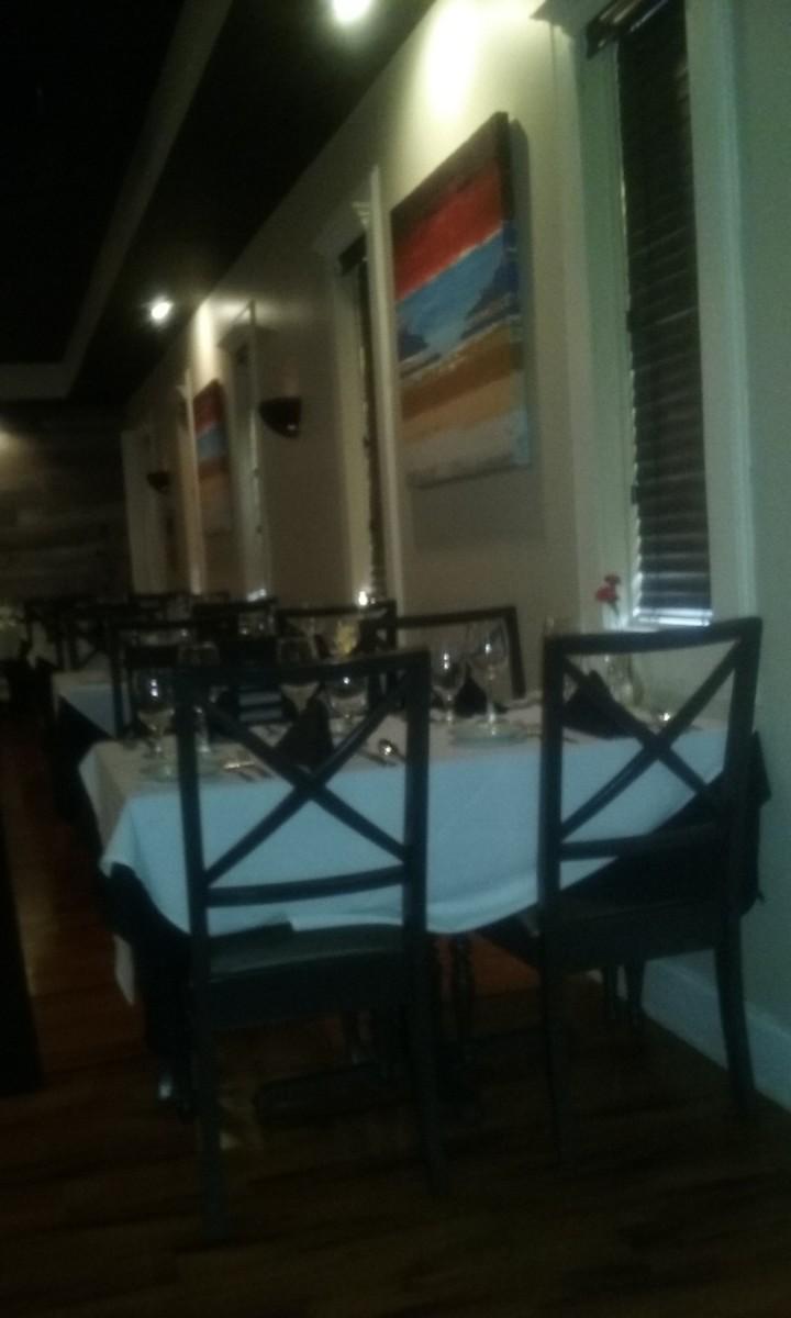 Restaurant Review of Giovanni's Italian Restaurant in Greensboro, North Carolina