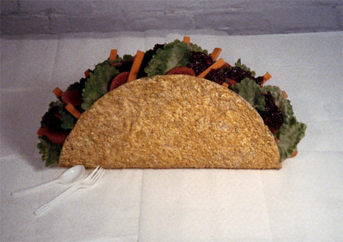 Tacos - yum!
