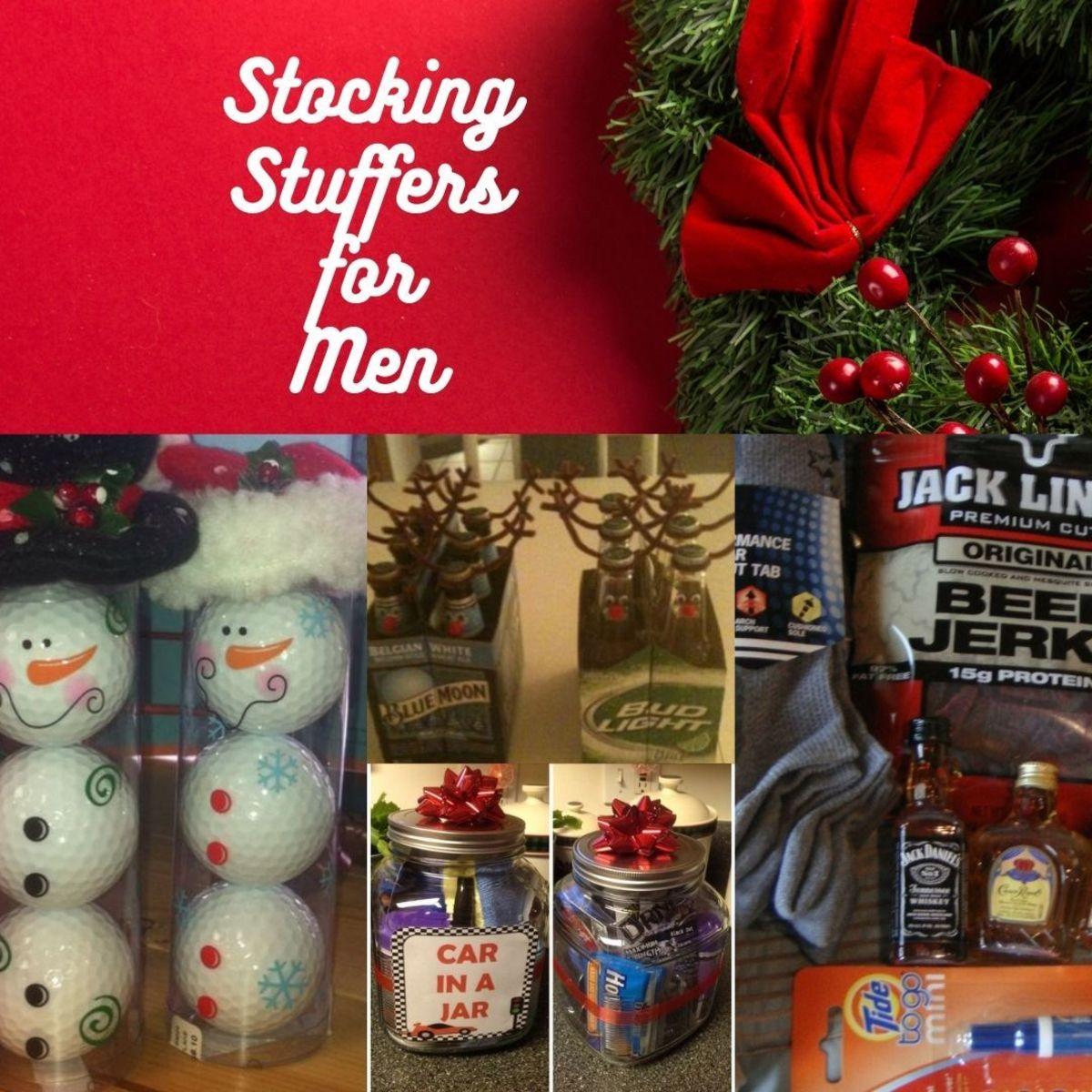 Stocking Stuffers for Husband