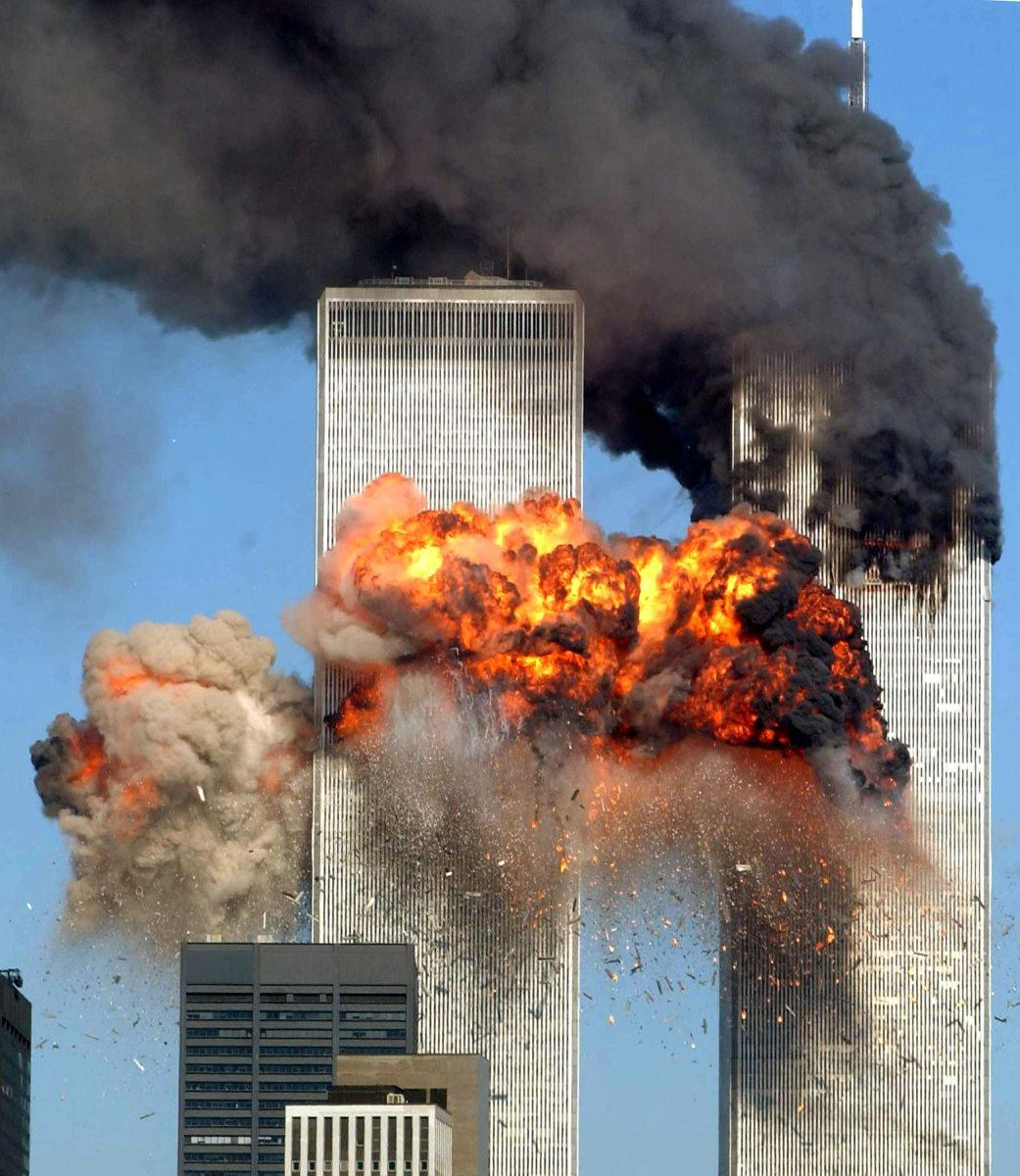 September 11th - Remembering