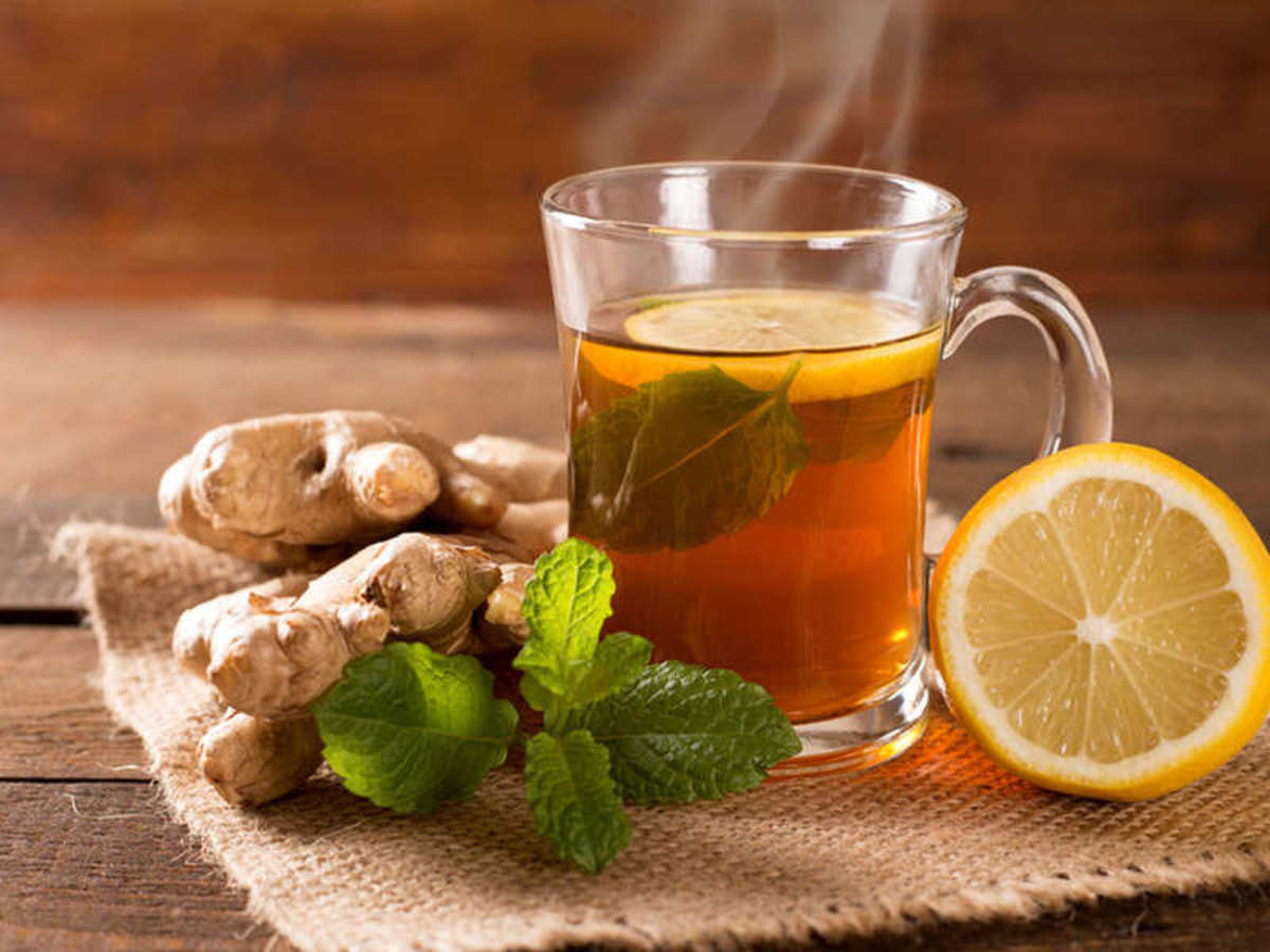 Take ginger tea and thank me later!