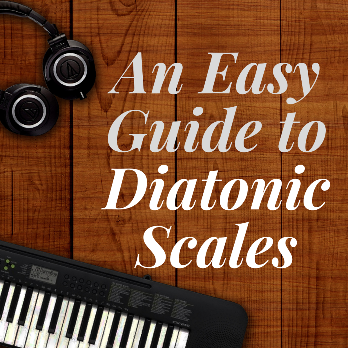Learn what diatonic scales are and where they came from.