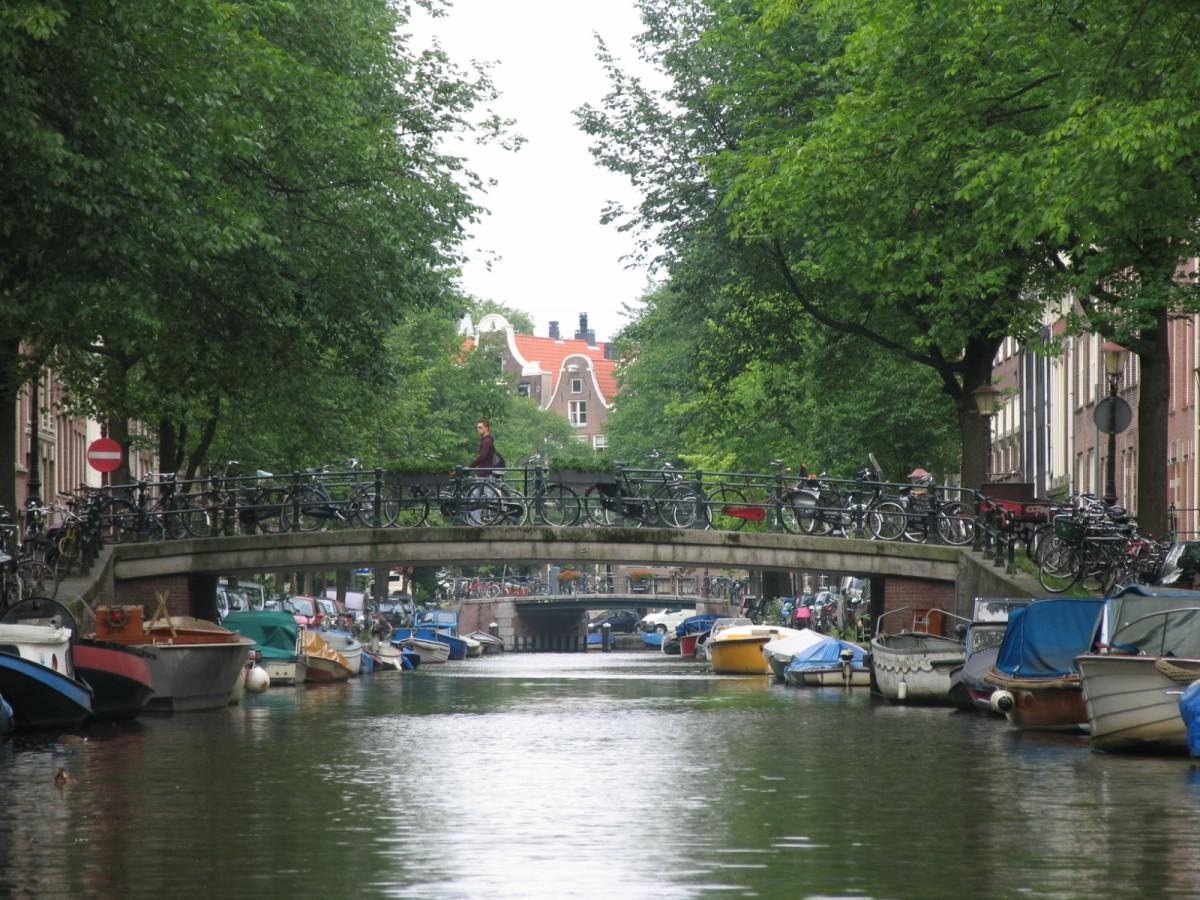 Herengracht (Gentlemen's) Canal, Amsterdam