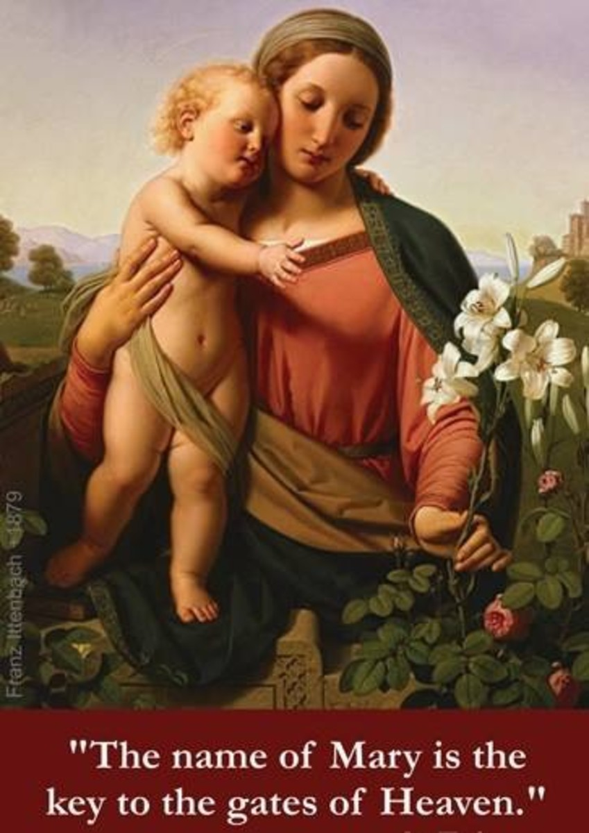 the-most-holy-name-of-the-blessed-virgin-mary