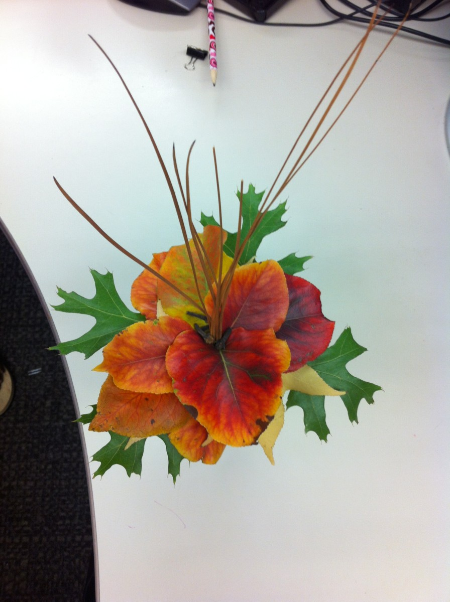 Fall Foliage Flowers for Autumn Bouquets
