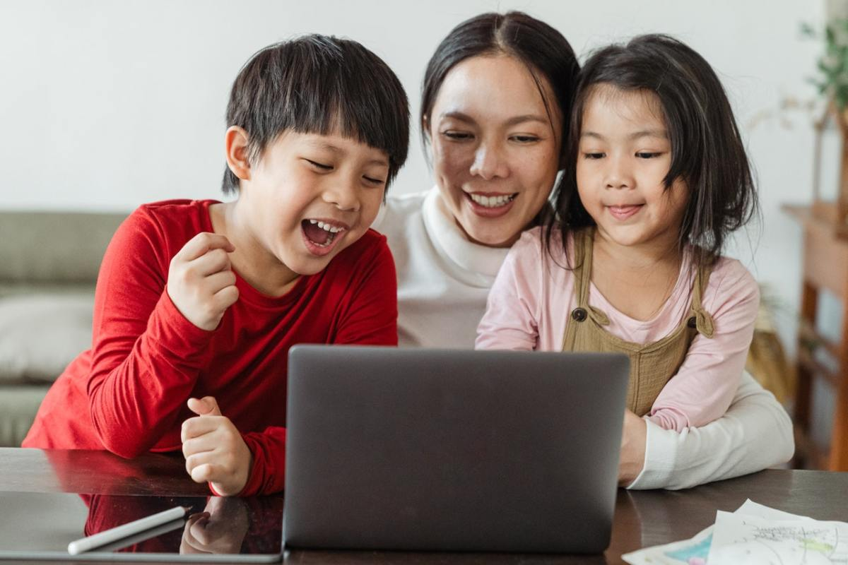 Do you spend enough time with your child to enjoy and learn together?
