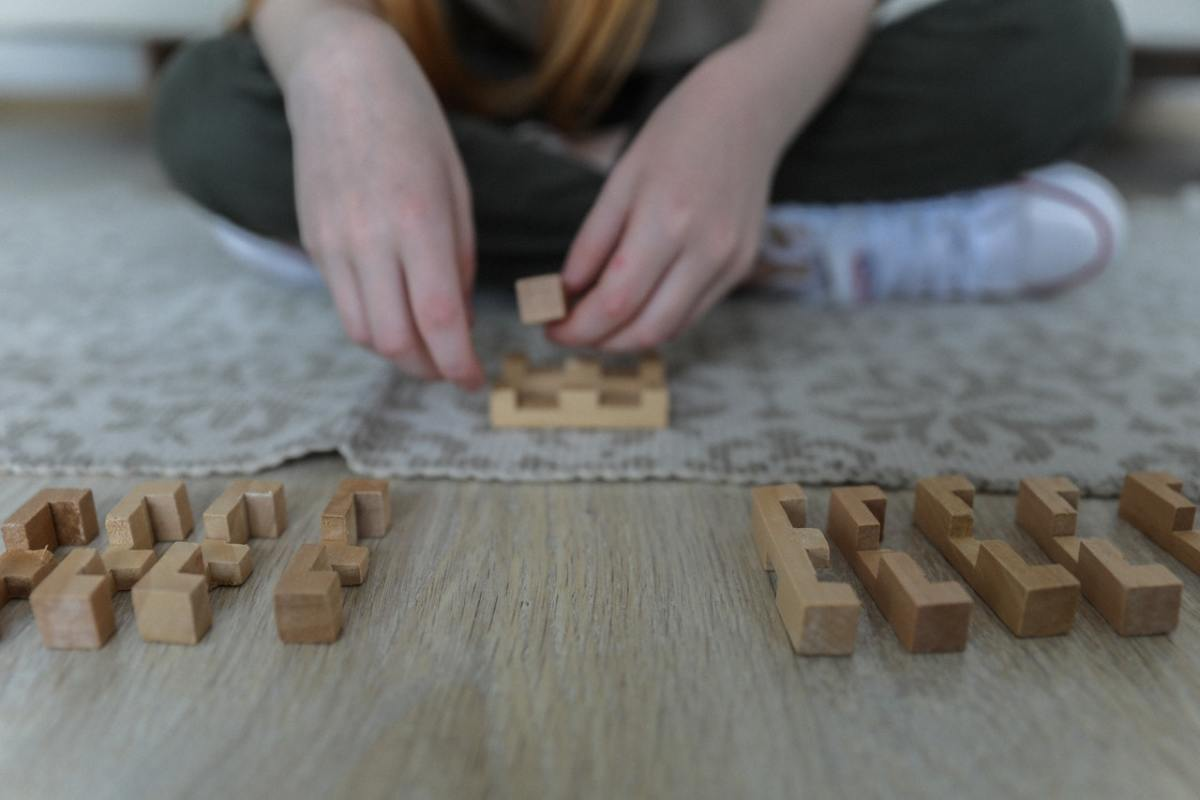 How do you stimulate your child's learning at home?