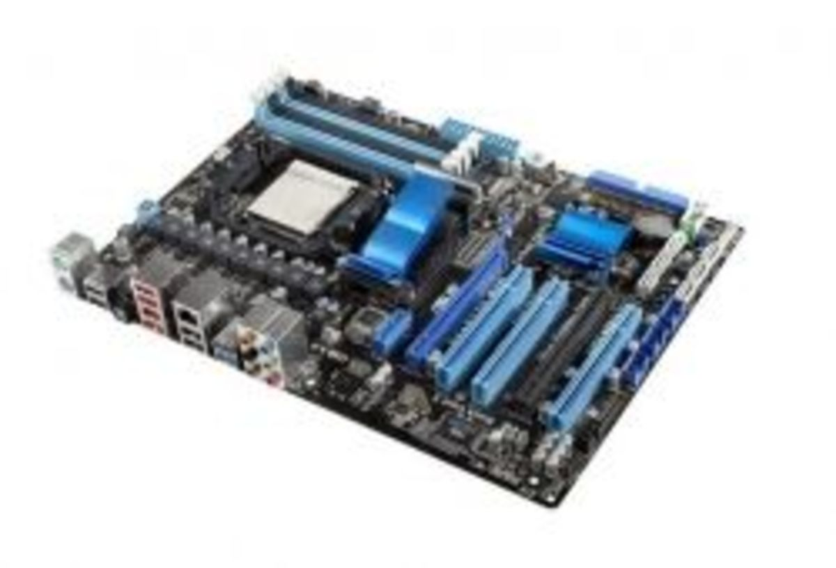 Buy the Asus AM3 Motherboard with the Phenom II 1090T X6 for Under $300!