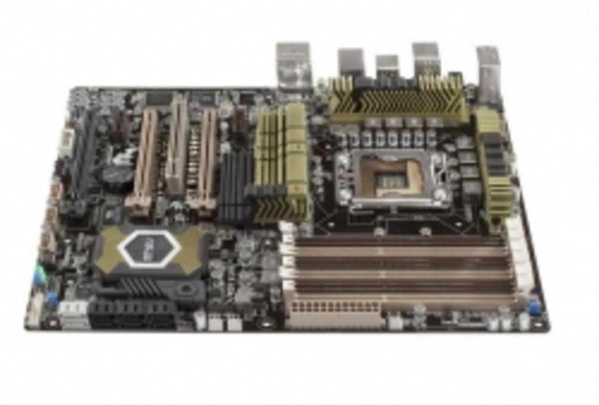 Sabretooth X58 Motherboard