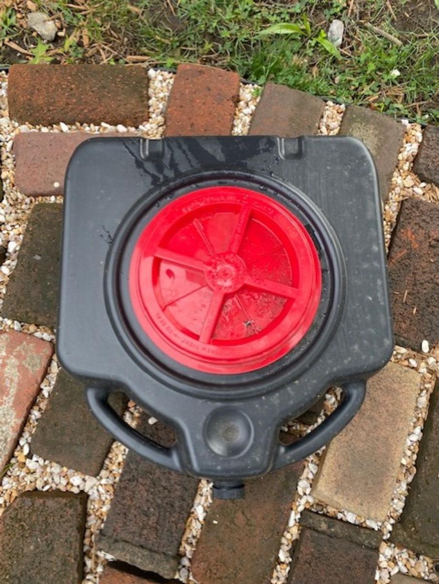 Buy a decent drain pan